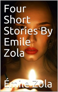 Four Short Stories By Emile Zola - copertina
