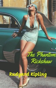 The Phantom Rickshaw and Other Ghost Stories - copertina