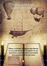 Scritti Letterari - copertina