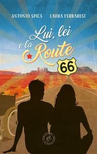 Lui, lei e la Route 66 - copertina