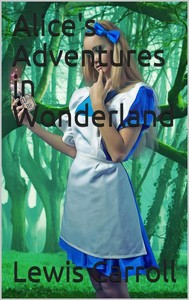 Alice's Adventures in Wonderland / HTML Edition - copertina
