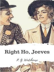 Right Ho, Jeeves - copertina
