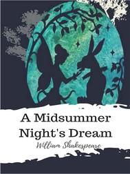 A Midsummer Night's Dream - copertina