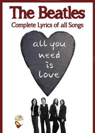Complete lyrics of all songs - copertina