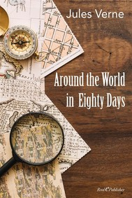 Around The World In Eighty Days - copertina