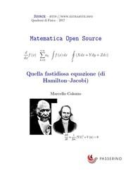 Quella fastidiosa equazione (di Hamilton-Jacobi) - copertina