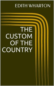 The Custom of the Country - copertina