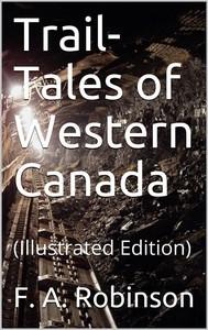 Trail-Tales of Western Canada - copertina