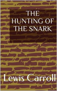 The Hunting of the Snark - copertina