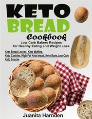 Keto Bread Cookbook  - copertina