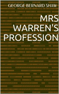 Mrs Warren's Profession - copertina