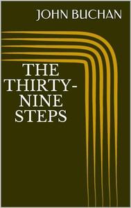 The Thirty-Nine Steps - copertina