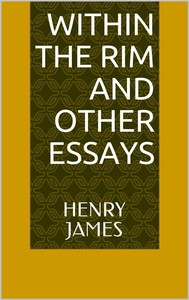 Within the Rim and Other Essays - copertina