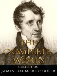 James Fenimore Cooper: The Complete Works - copertina