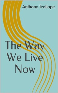 The Way We Live Now - copertina