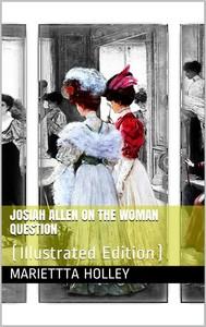 Josiah Allen on the Woman Question - copertina