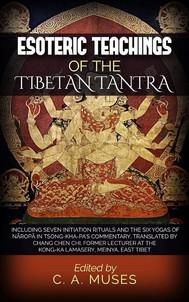 Esoteric Teachings of the Tibetan Tantra - copertina
