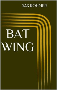 Bat Wing - copertina