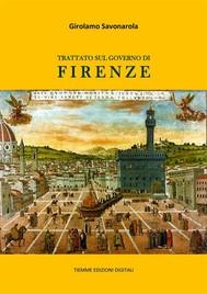 Trattato sul Governo di Firenze - copertina