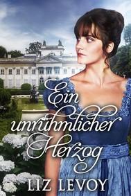 Ein unrühmlicher Herzog - copertina