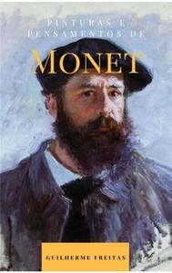 Pinturas e pensamentos de Monet - copertina