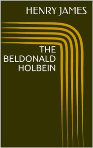 The Beldonald Holbein - copertina