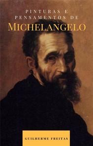 Pinturas e pensamentos de Michelangelo - copertina