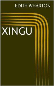 Xingu - copertina