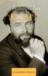 Pinturas e pensamentos de Klimt - copertina