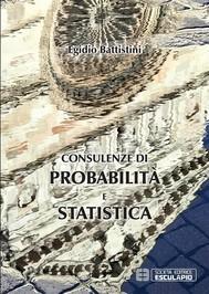 Consulenze di Probabilità e Statistica - copertina