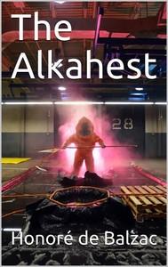 The Alkahest - copertina