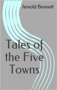 Tales of the Five Towns - copertina