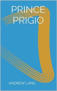 Prince Prigio - copertina