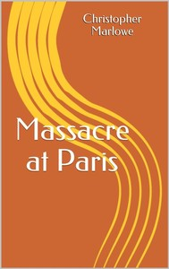 Massacre at Paris - copertina