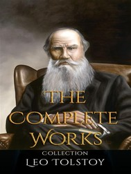 Leo Tolstoy: The Complete Works - copertina