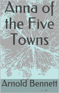 Anna of the Five Towns - copertina
