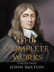 John Milton: The Complete Works - copertina