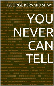 You Never Can Tell - copertina