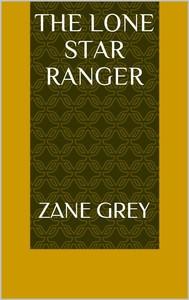 The Lone Star Ranger - copertina