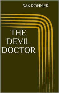 The Devil Doctor - copertina