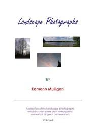 Landscape Photographs - copertina