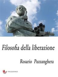 Filosofia della liberazione  - copertina