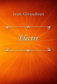 Électre - copertina