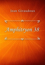 Amphitryon 38 - copertina