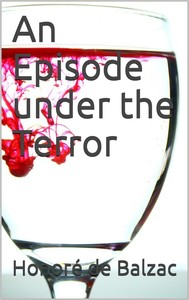 An Episode under the Terror - copertina