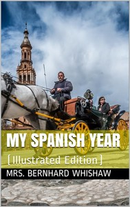 My Spanish Year - copertina