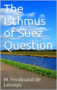 The Isthmus of Suez Question - copertina