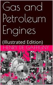 Gas and Petroleum Engines - copertina