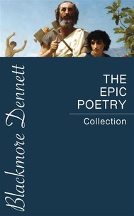 The Epic Poetry Collection - copertina