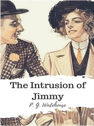 The Intrusion of Jimmy - copertina
